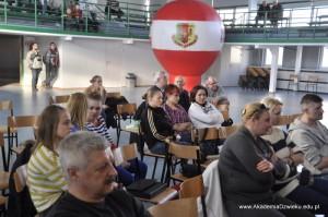 Akademia Dźwięku Ciechanów - występ uczniów na mistrzostwach Polski w podnoszeniu ciężarów