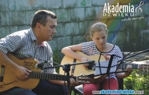 Akademia Dźwięku Ciechanów - podsumowanie roku szkolnego 2012 - 2013
