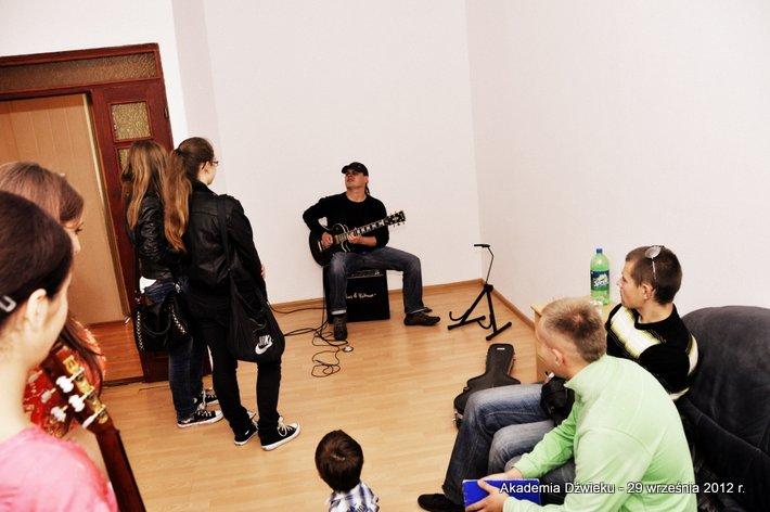 Akademia Dźwięku - dzień otwarty